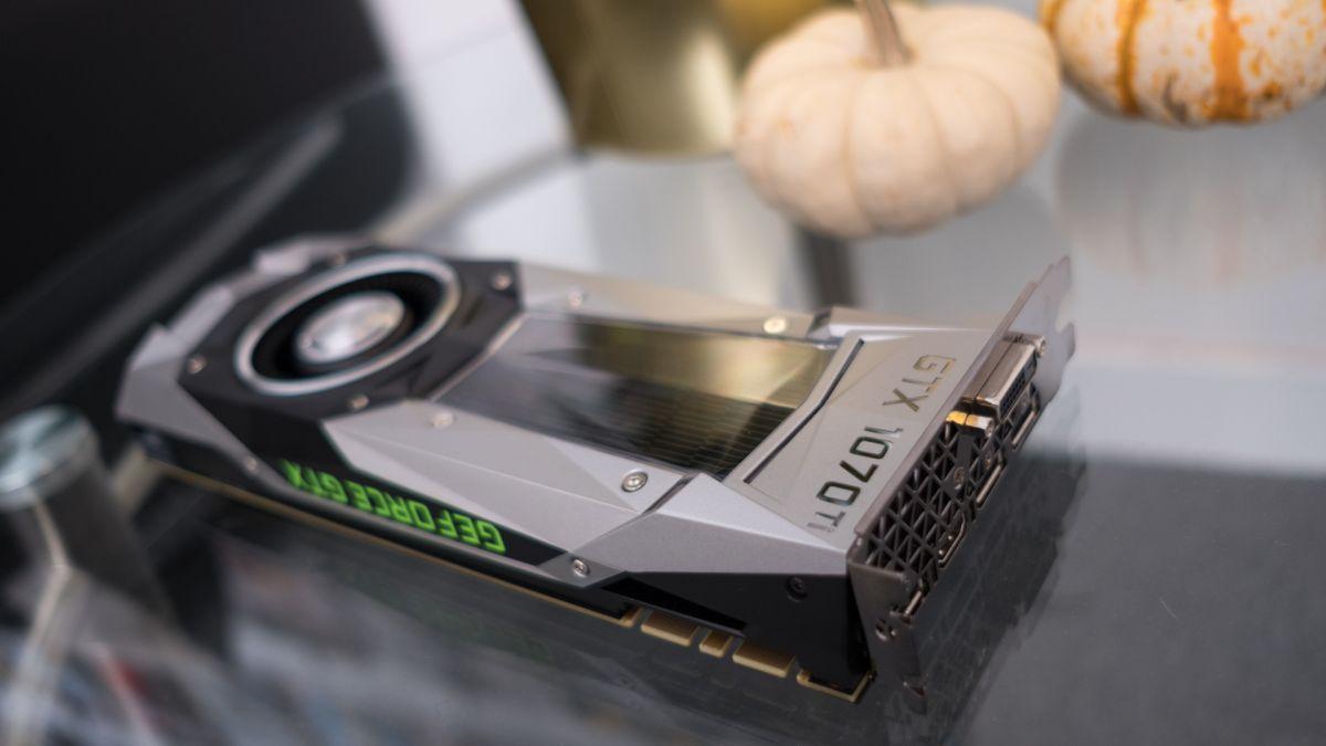 Nvidia GeForce GTX 1070 Ti review