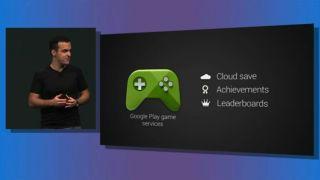 Google IO Google Play Game Services