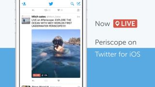 Periscope in Twitter