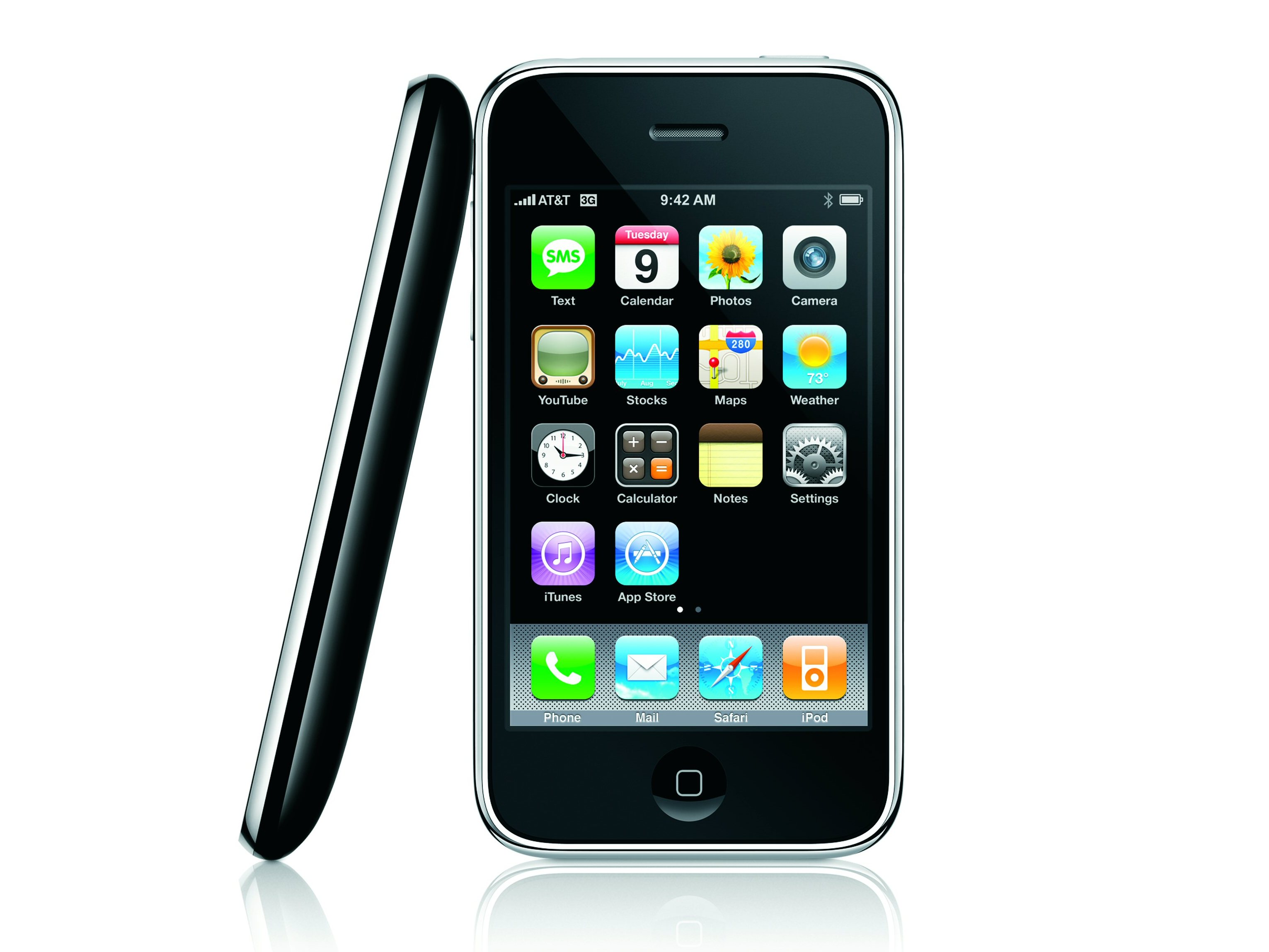 Apple iPhone 3G review | TechRadar