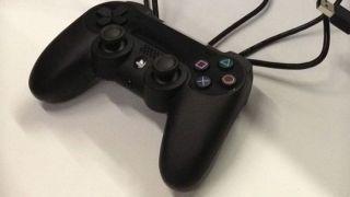 PS4 controller leak 2