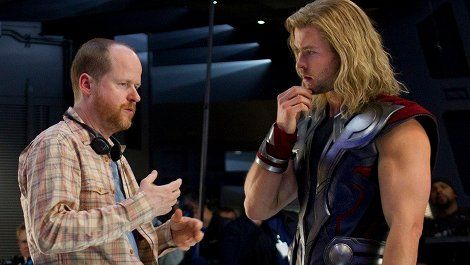 Joss Whedon rewrote troublesome scenes in Thor: The Dark World