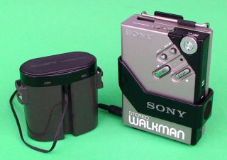 Sony stops selling tape Walkmans in Japan this year