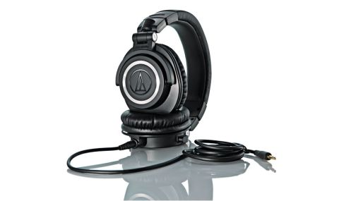 The only true physical change is the M50x's new removable cable