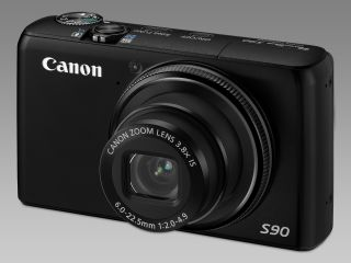 Two Canon Powershot S90 cameras to be won