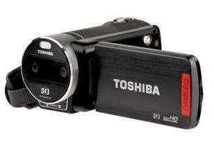 Toshiba Camileo Z100 full HD 3D camcorder unveiled