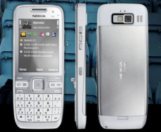 The Nokia E55 combines business AND fun