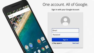 Google phone login