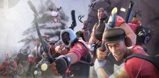Team Fortress 2 Christmas Event