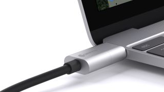 Griffin s BreakSafe works in a similar way to Apple s MagSafe technology