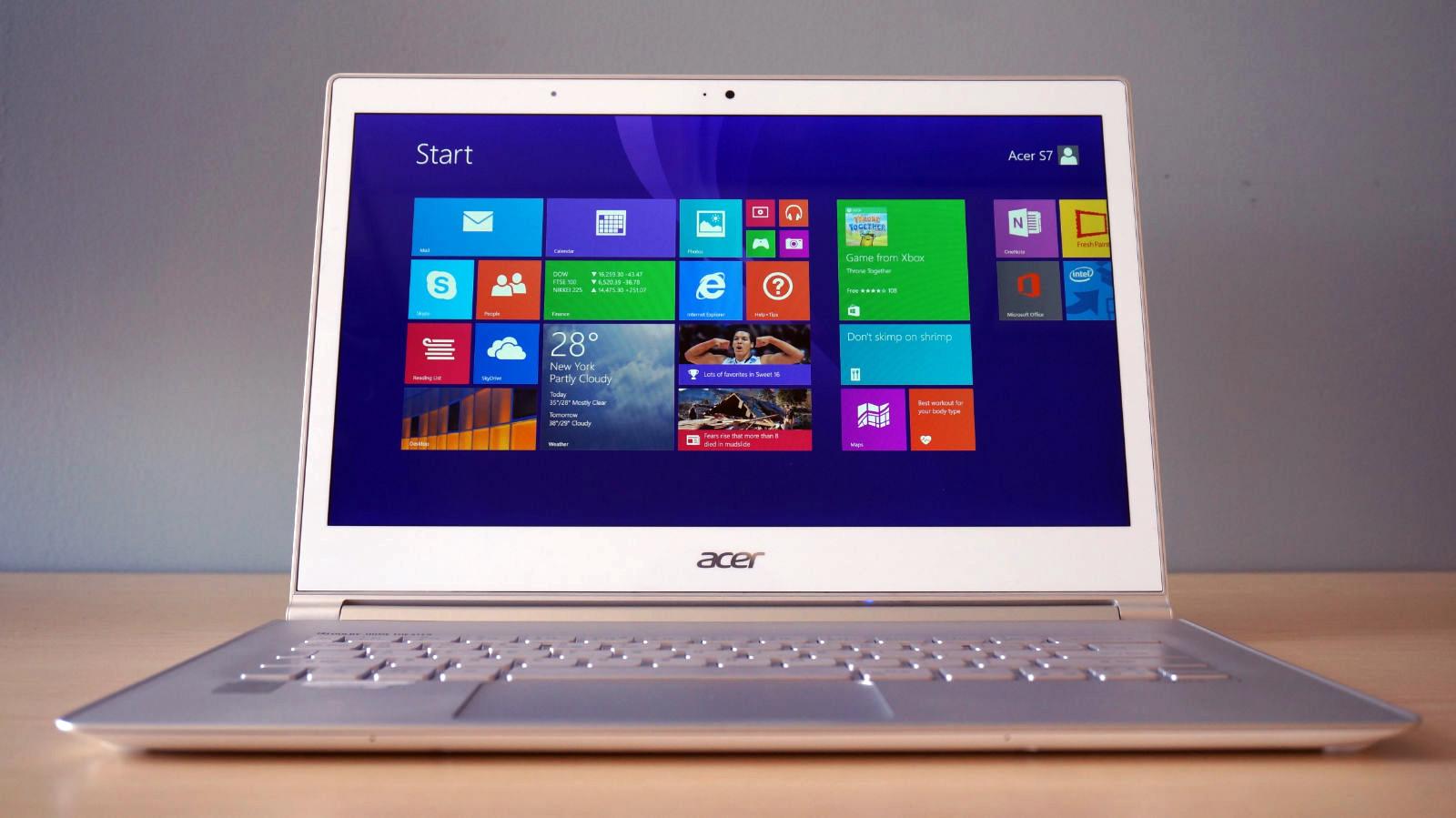 Acer Aspire S7-392 Intel WiDi Drivers Windows 7