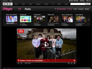 BBC iPlayer - costs less than Jonathan Ross