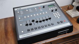 E-MU's SP-1200 was one of the first relatively afforable samplers.