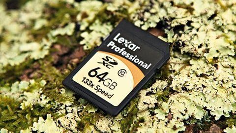 Lexar Professional 133x SDXC 64GB