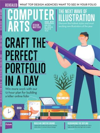 Craft the perfect portfolio in a day with the new Computer Arts