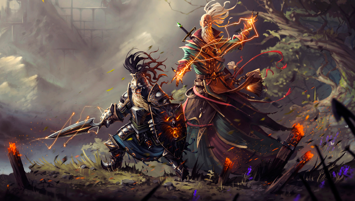Divinity: Original Sin 2 will have a competitive multiplayer