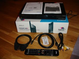 Humax's Freesat offering