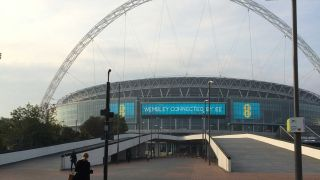 Wembley: From sporting icon to the mothership for mobile technology