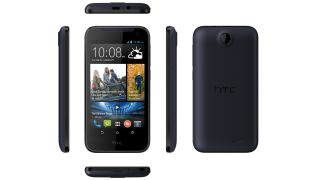HTC Desire 310 is a mid-ranger