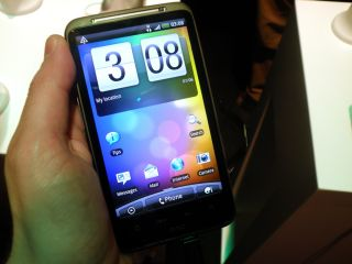 In pictures: the HTC Desire HD