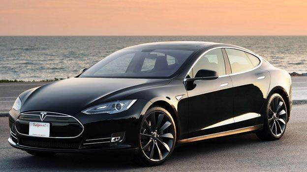 Tesla makes its first profit