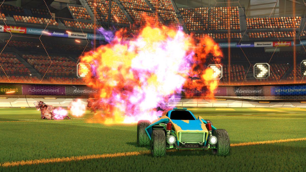 Rocket League Season 2 has begun   PC Gamer