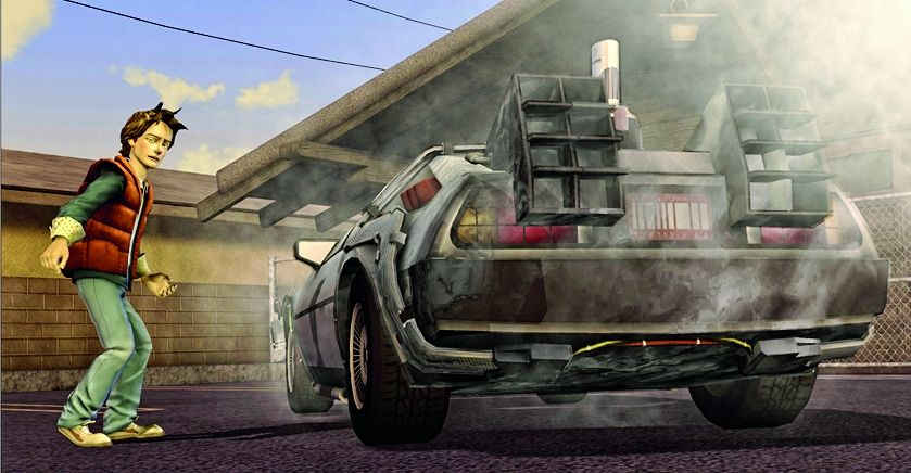 Download Back to the Future: The Game Episode 1 for free ...