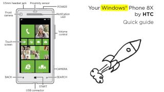 HTC 8X could be firm's first Windows Phone 8 handset
