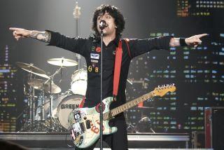 Green Days Billie Joe Armstrong To Open Guitar Store Musicradar