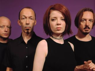 Next year, Garbage are gonna party like it's 1990-something
