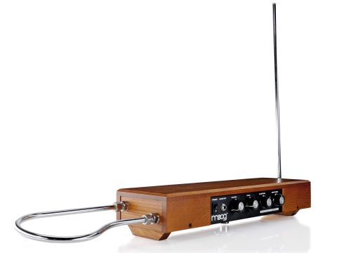 The Theremin looks, sounds and plays like no other instrument.