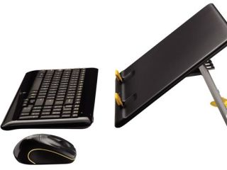Logitech s Notebook Kit MK605 a troika of peripherals