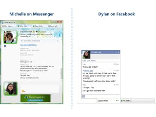 Messenger Wave 4 - with Facebook integration