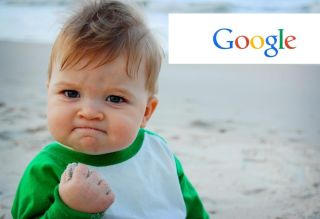 Success-kid Google
