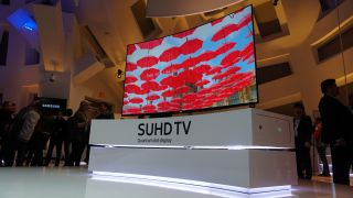 Samsung SUHD Quantum Dot TV