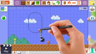 Super Mario Maker unlocks