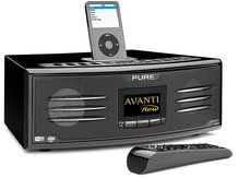 Pure's new 'connected' Avanti Flow - just don't call it an internet radio, right!