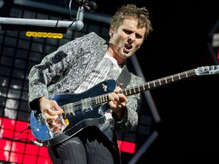 Madness, despite its title, finds Matthew Bellamy in a mellow mood