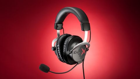 SoundBlaster H5-headphones