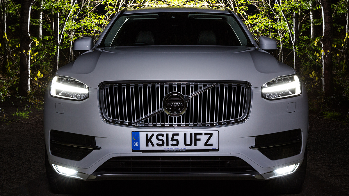 T3 Drives: Volvo XC90  Here's 12 great tech reasons why this
