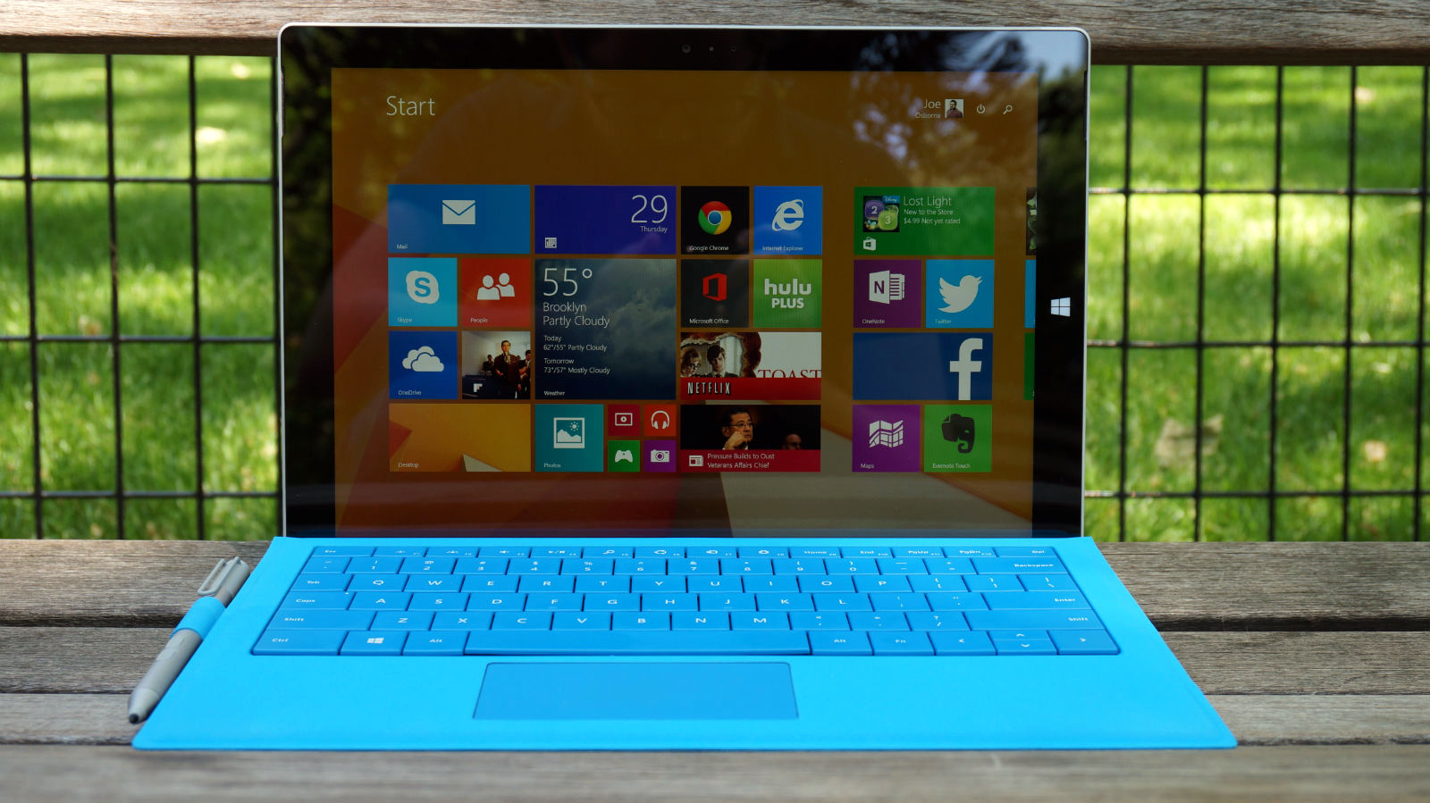 Fresh firmware update just made your Surface Pro 3 a whole lot