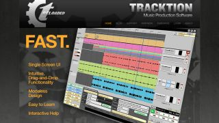 Tracktion has a new home on the web.