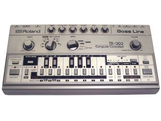 Roland s TB 303 is an iconic bass synth