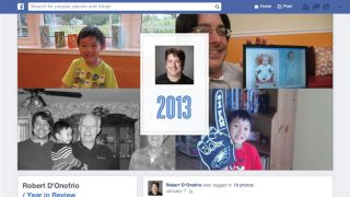 Facebook Year in Review 2013