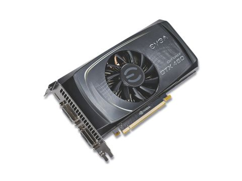 EVGA GeForce GTX 460 1GB FTW Edition