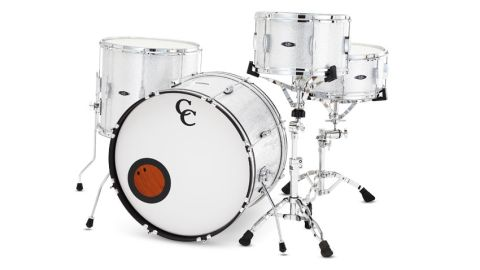 As with the kit that inspired them, Player Date drums are made from mahogany (albeit hand-built rather than mass produced