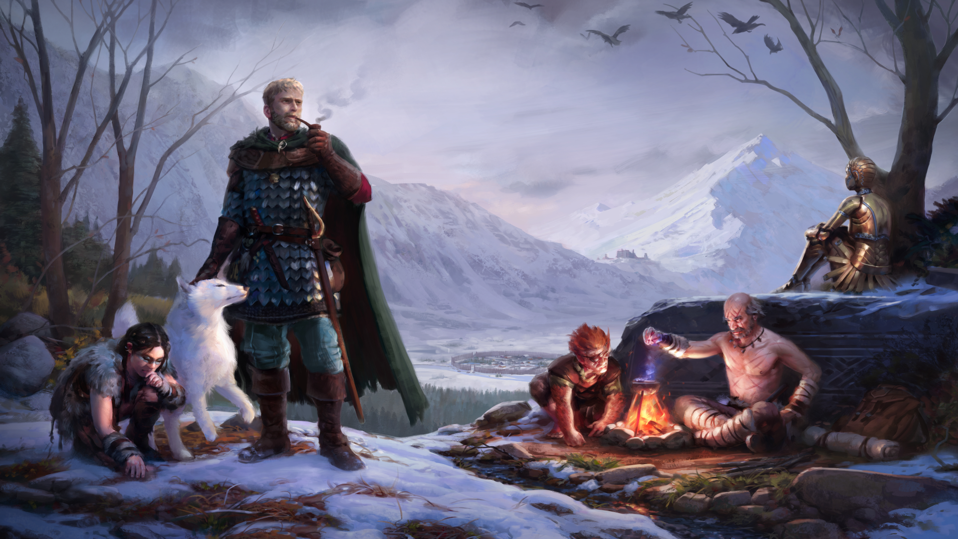 Obsidian on what's next for Pillars of Eternity: 'We own