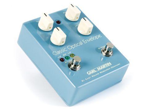 Carl Martin's Classic Optical Envelope offers a worthwhile alternative to a wah.