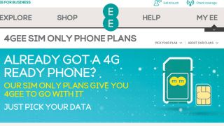 UK's first 4G SIM-only plans launched