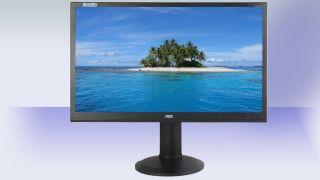 AOC 4K monitor